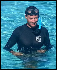Your Freediving instructor - Jon Ammerman